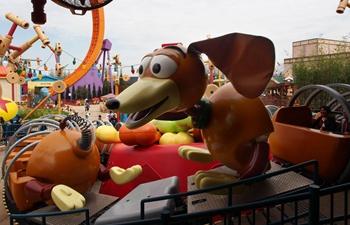 Toy Story Land makes debut in Shanghai Disneyland