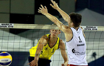 Germany claims title of FIVB Beach Volleyball World Tour
