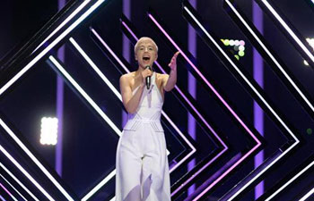 In pics: dress rehearsal for Grand Final of Eurovision Song Contest in Lisbon