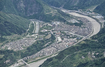 10 years on: quake-stricken areas in China's Sichuan take on new look