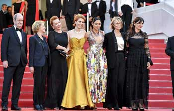 "In pics: premiere of ""Girls of the Sun"" at 71st Cannes International Film Festival"