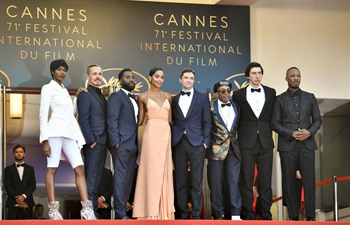 "Film ""BlacKkKlansman"" premieres at 71st Cannes International Film Festival in France"