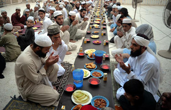 Muslims around the world celebrate Ramadan