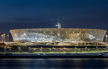 Volgograd Arena stadium to host 2018 World Cup matches in Russia