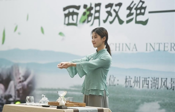 2nd China International Tea Expo kicks off in Hangzhou, E China's Zhejiang
