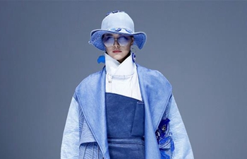 Creations presented at China Graduate Fashion Week