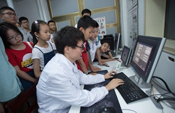 "14th CAS ""Public Science Day"" observed across China"