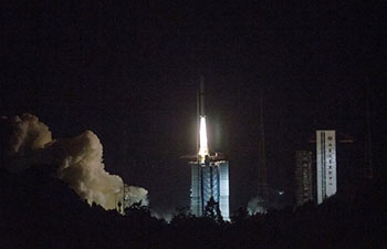 China launches relay satellite to explore Moon's far side