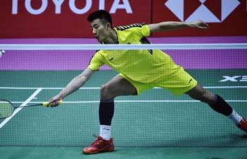 Highlights of Thomas Cup badminton championship in Bangkok, Thailand