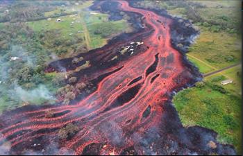 Hawaii's Kilauea volcano is still erupting