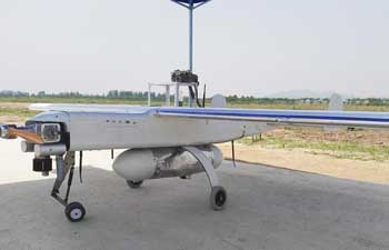 China tests first drone-carried meteorological data monitor to gauge atmosphere