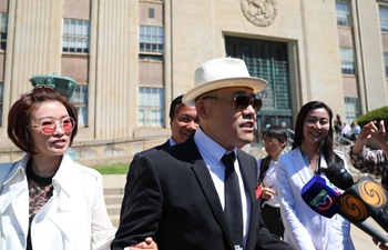 New York judge suppresses evidence in charges against Chinese comedian Zhou Libo
