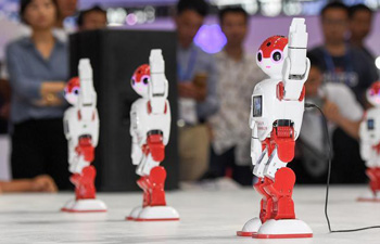 Highlights of 2018 World Manufacturing Convention in E China's Hefei