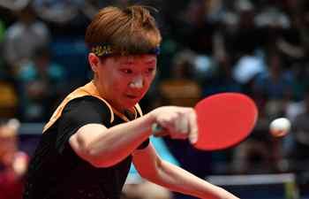 Highlights of Women's Singles Round of 16 at 2018 ITTF World Tour Hong Kong open