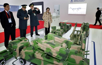 Chinese military equipment exhibited at Kazakhstan Defense Exhibition