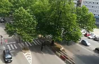 Armed man kills 3 in Belgium's suspected terrorist attack