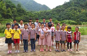 In pics: village of multiple births in China's Jiangxi