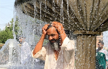 Heatwave hits Pakistan's Karachi, alert issued