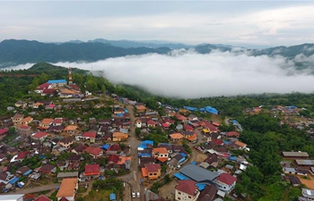 In pics: view of northern Laos' Phongsali