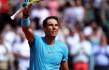 In pics: highlights of French Open seventh day