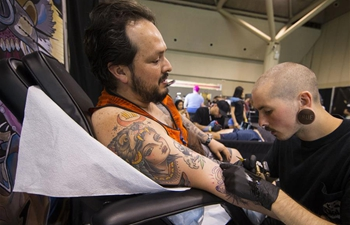 2018 Toronto Tattoo Show held in Canada