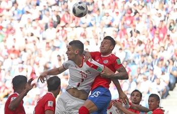 World Cup: Costa Rica vs. Serbia
