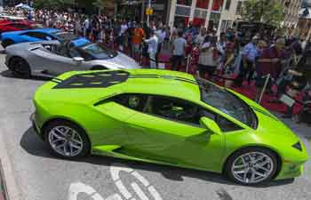 2018 Yorkville Exotic Car Show kicks of in Toronto