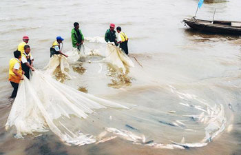 Fishing ban on China's Poyang Lake lifted