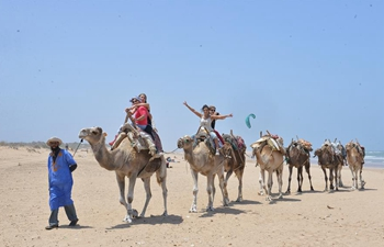 In pics: famous tourist city Essaouira in western Morocco