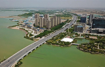 Yinchuan strengthens protection, restoration of wetland
