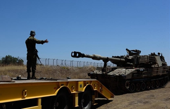 Israel Defense Forces deploy additional tanks, artillery on Golan Heights