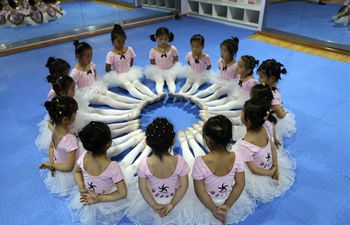 Children participate in various activities during summer vacation in China