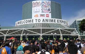 Anime Expo held in Los Angeles, U.S.