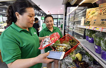 In pics: convenience stores in Beijing