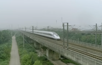 Happy Birthday! China's homegrown high-speed rail marks 10th anniversary