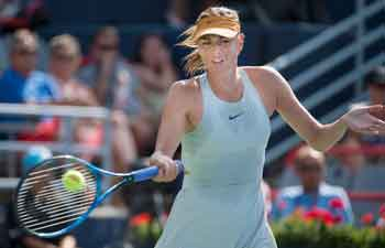 In pics: Highlights of 2018 Rogers Cup first round