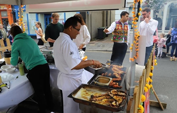 Dalkey Lobster Festival held in Ireland