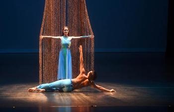Ballet Philippines dancers give performances in Beijing