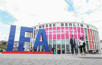 2018 IFA consumer electronics fair concludes in Berlin
