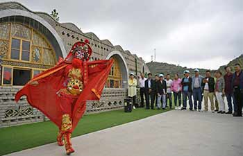 Rural tourism helps to lift locals out of poverty in China's Ningxia