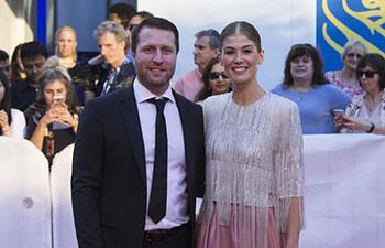 """A Private War"" premieres at Toronto Int'l Film Festival"