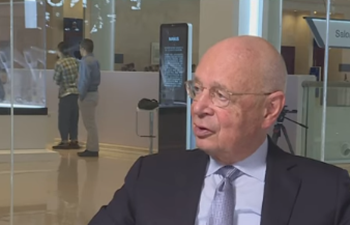 """""""China can be very proud of what it has achieved"""": Schwab"""