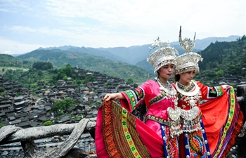 Local tourism develops rapidly in China's Guizhou