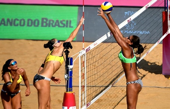 Brazil claim title at FIVB Beach Volleyball World Tour