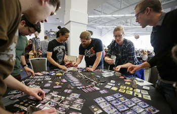 SHUX18 board game convention held in Vancouver
