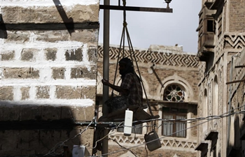 Yemeni architect renovates historic building in Old City of Sanaa