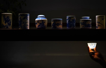 "In pics: eggshell porcelain in ""China's porcelain capital"" Jingdezhen"