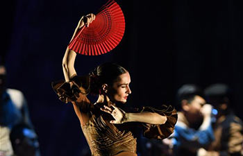 "Opera ""Carmen"" staged in Xi'an"