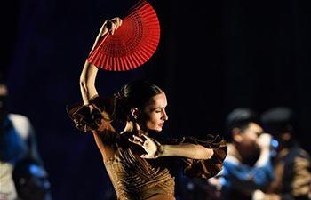 "Opera ""Carmen"" staged in Xi'an"