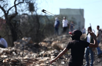 In pics: clashes after protest against expanding of Jewish settlements near West Bank city of Nablus